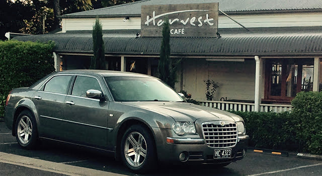 Chrysler 300c Byron Bay Luxury Transfers
