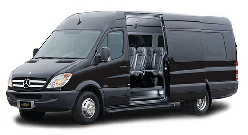 Mercedes-Benz Sprinter for up to 14 passengers